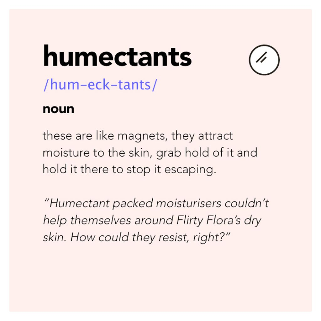 What are humectants?