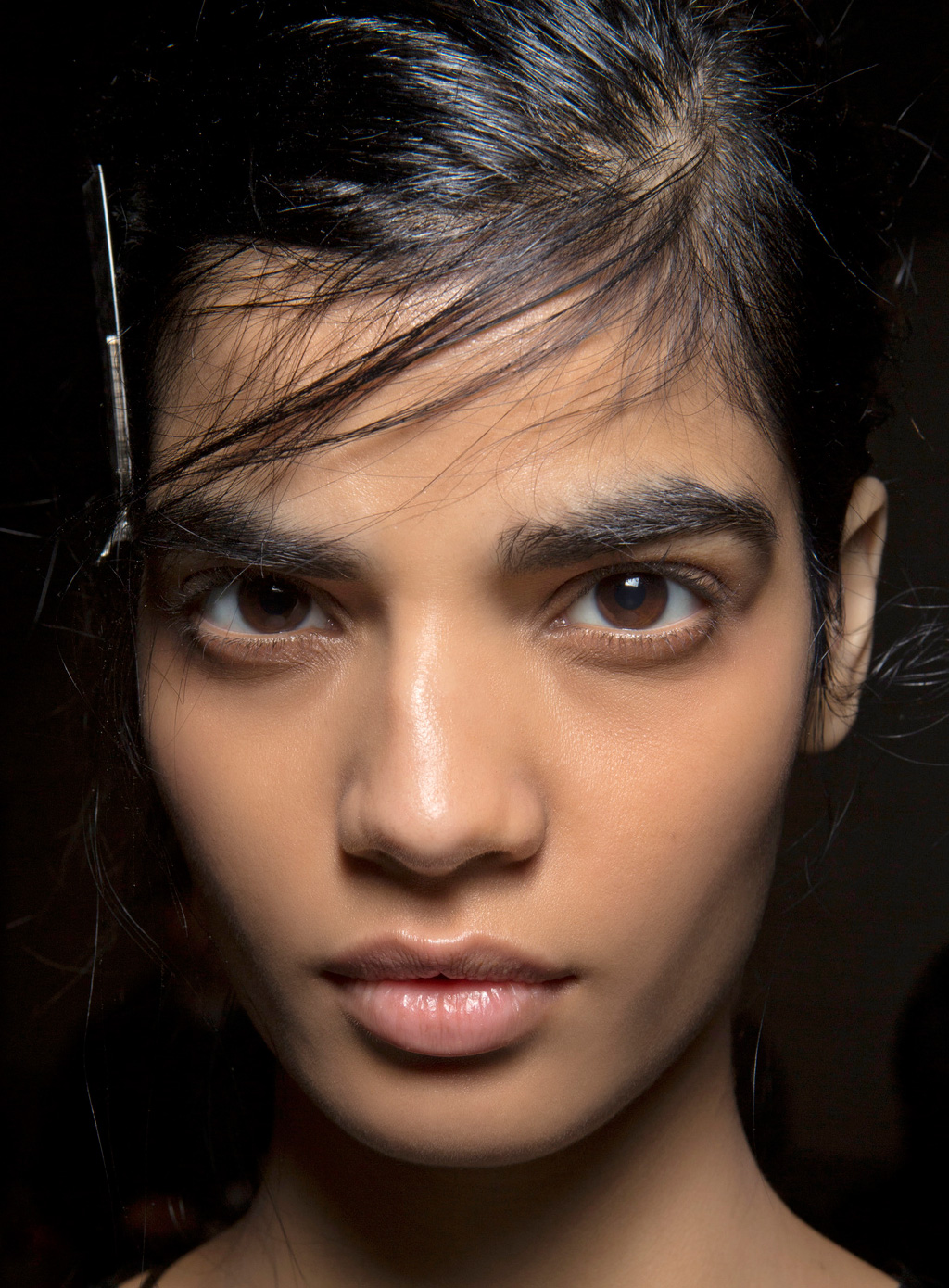 What is strobing make-up?